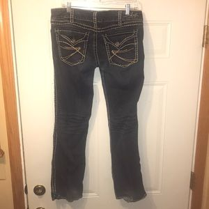 Silver jeans 33